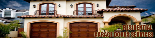 Residential Garage Doors North Hollywood